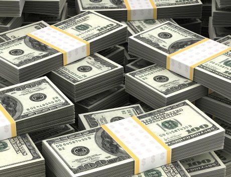 Dollars Currency Billions