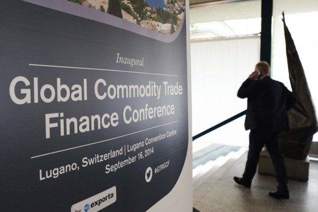 Commodity trading companies lugano
