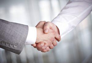 Handshake Business Agreement