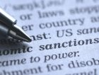 Sanctions European Community Sign Word