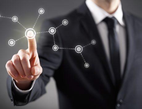 Touch screen technology business