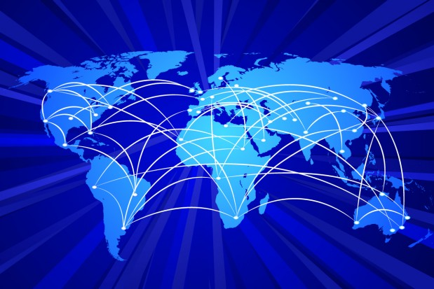 World global network trade-01
