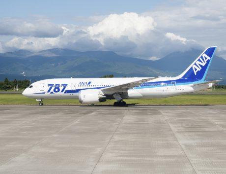 Boeing 787 Dreamliner Airport