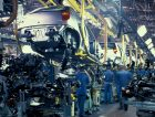 Car automobile production line industry_small