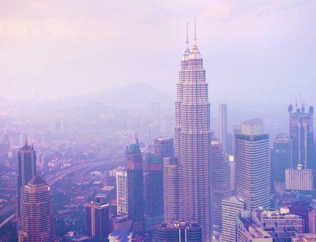 Kuala Lumpur Malaysia Cityscape