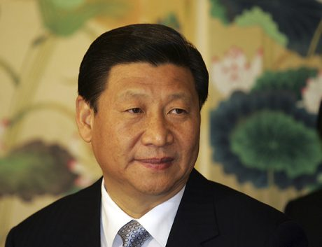 Chinese Vice President Xi Jinping Visits South Korea