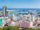Port Louis Mauritius sunny Africa resize