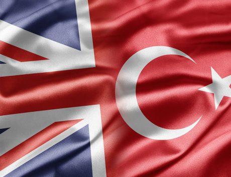 United-Kingdom-Turkey-Flags