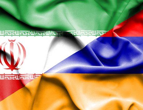 Flag-Armenia-Iran