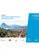 Commodity Trade Finance Conference 2016