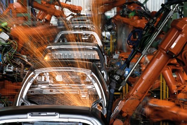 Car-Factory-Manufacturing-Robot