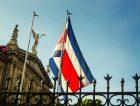 Costa-Rica-National-Theatre-Flag