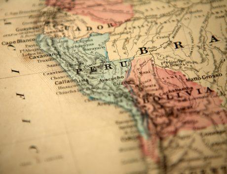 Peru-World-Map-Americas