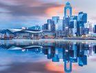Hong-Kong-Victoria-Harbour-Sunrise-Business-Finance