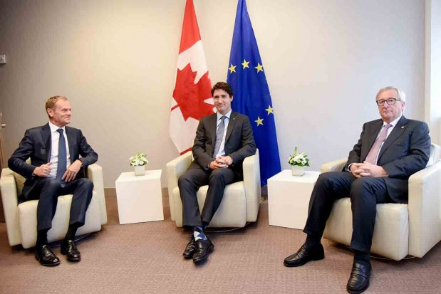 European Union parliament approves landmark CETA free-trade deal with Canada