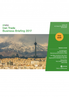 Iran Trade Business Briefing 2017 cover