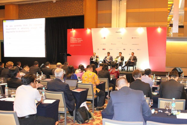 Indonesia Trade & Infrastructure Finance Conference 2017