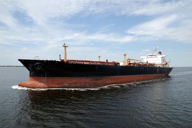 Shipping Tanker Vessel