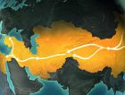 Silk Road route OBOR China