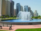 Abu-Dhabi-UAE-City-fountain-water