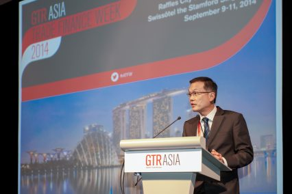 GTR Asia Trade Finance Conference 2014