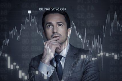 Businessman Stock Market Trader