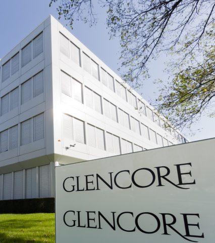 Glencore Headquarters in Zug/Baar (Switzerland)