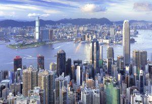 modern Hong Kong