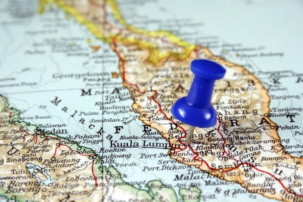 Dubai ports looks to malaysia global trade review gtr kuala lumpur malaysia map gumiabroncs Gallery