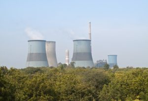 Nuclear power plant India
