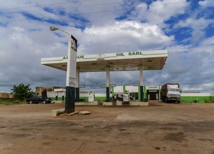Oil Sarl Gas Station Bamako Mali