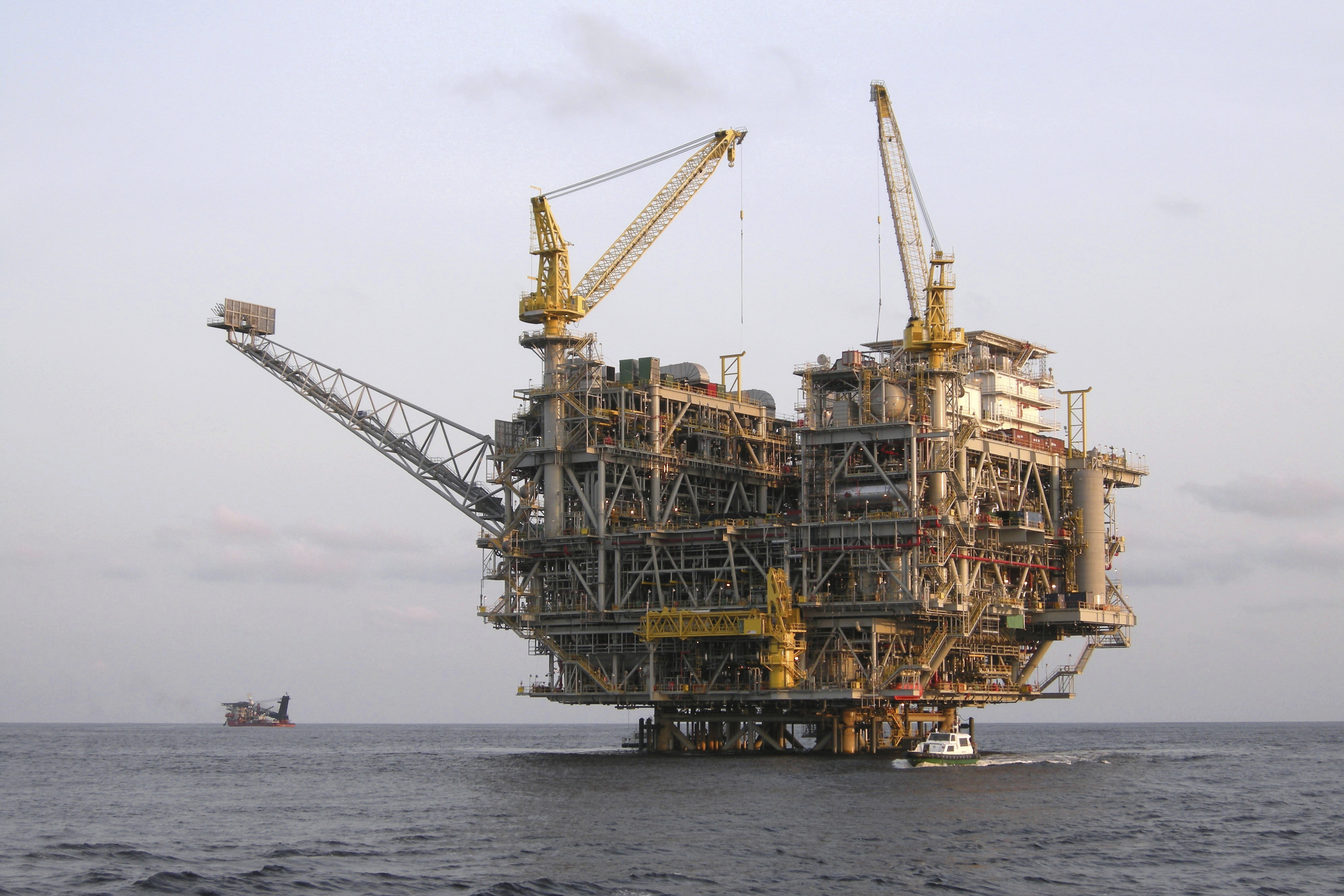 Oil Platform offshore | Global Trade Review (GTR)