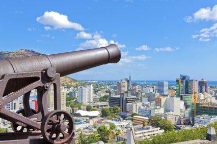 Port Louis Mauritius Africa