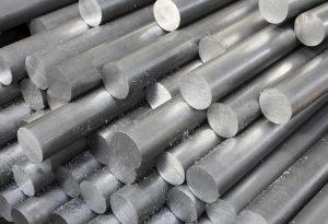 Solid rod aluminum tubes