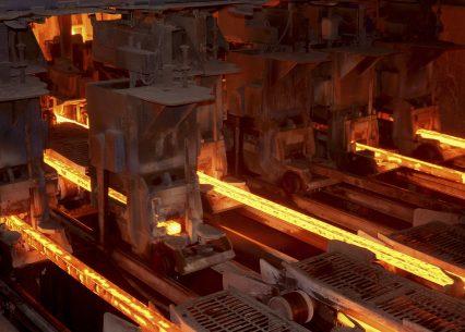 Steel Mill Blacksmith Shop Factory Metal