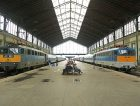 Train Budapest Keleti Station