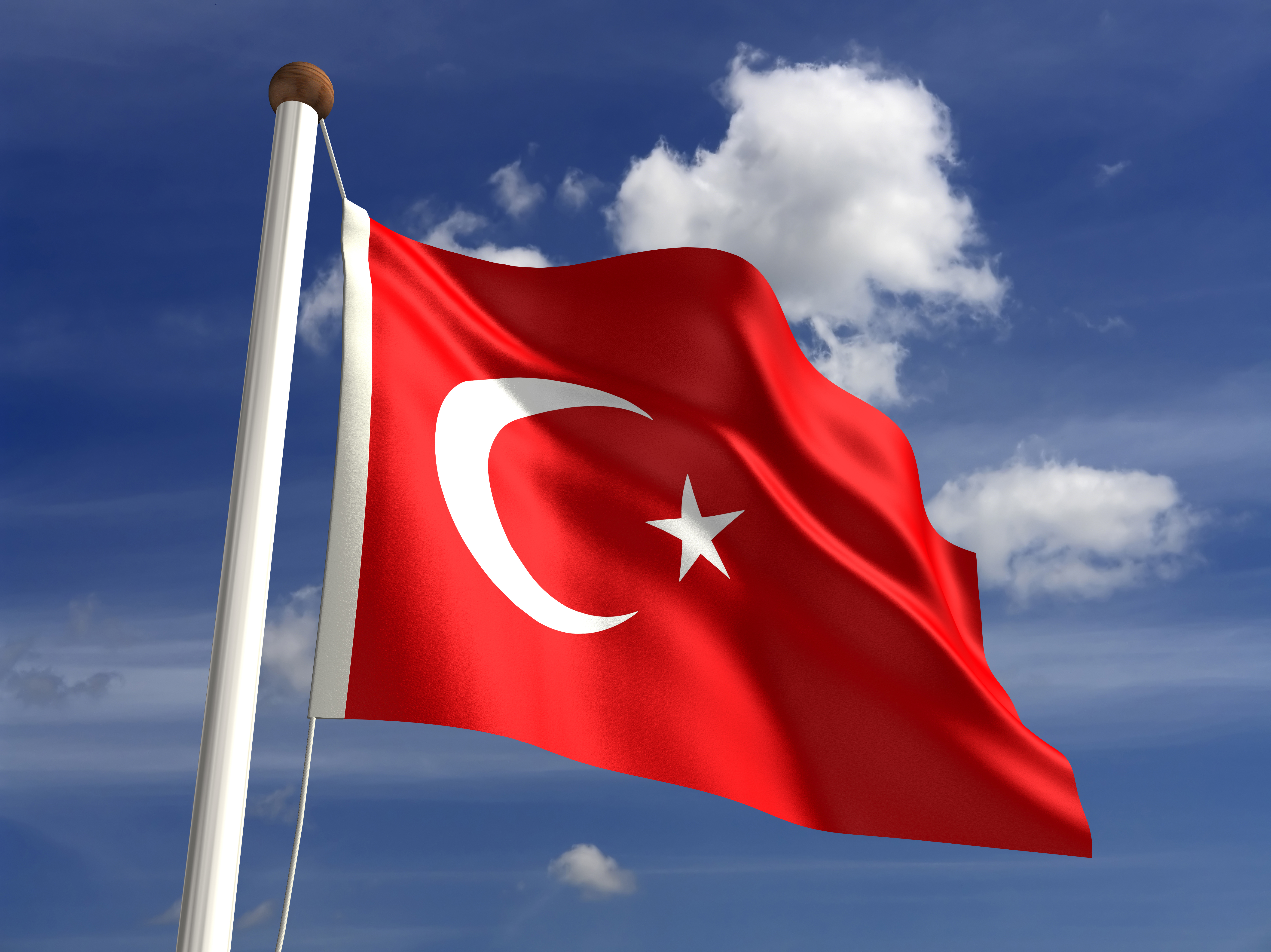 Turkey flag_02