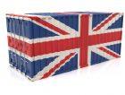 United Kingdom Export Cargo Container