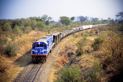 Africa Cargo Train
