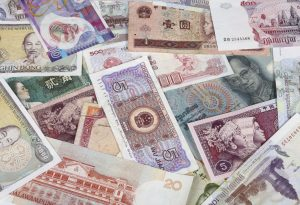 Asia money currency finance