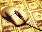 Currency digital payment mouse dollars
