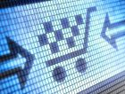 E-commerce internet retail shopping cart