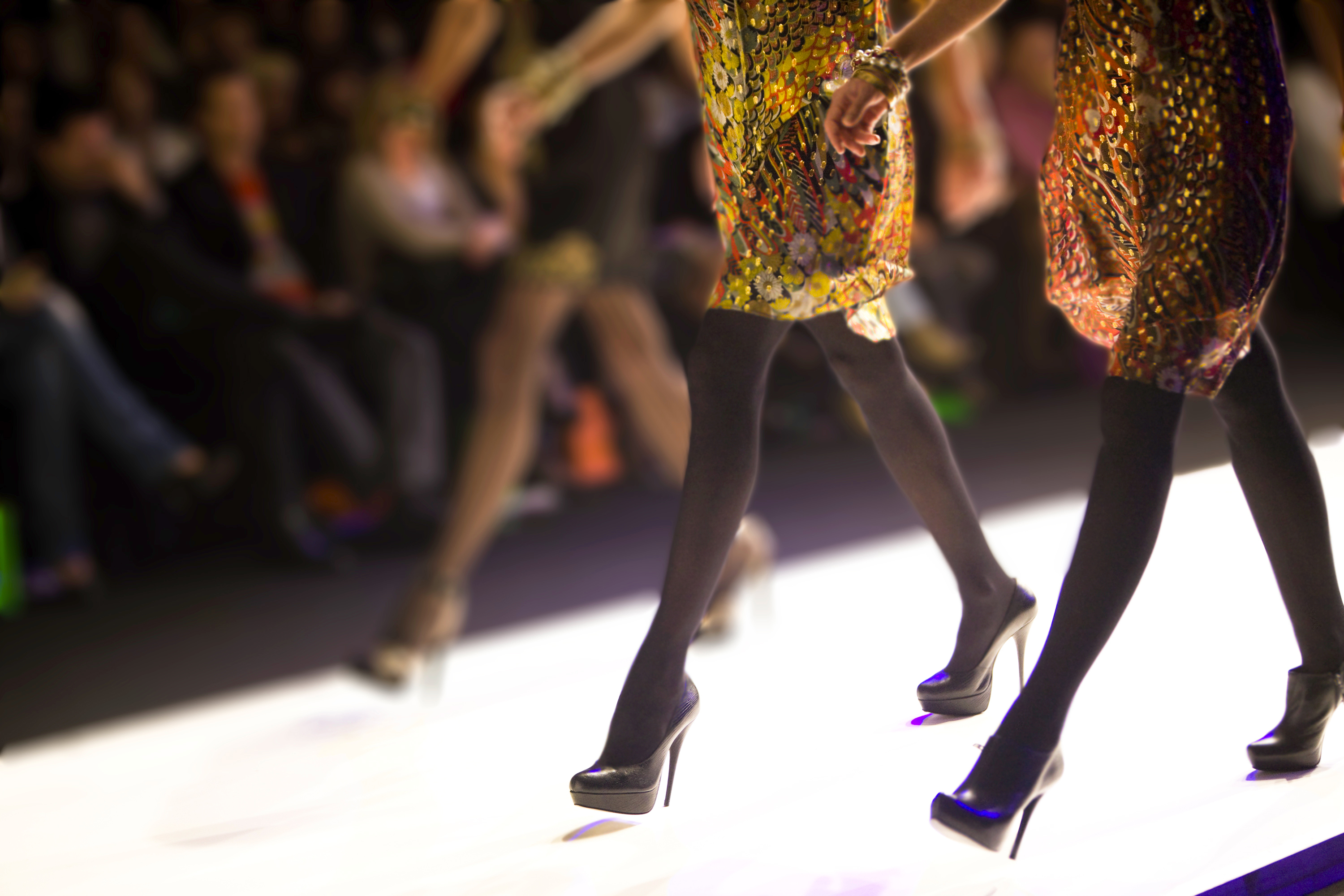 Fashion Show Catwalk Shoes Legs Global Trade Review Gtr