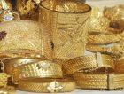 Gold bracelet jewellery