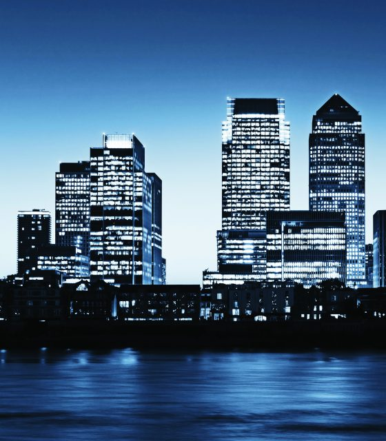 Canary Wharf_on the move