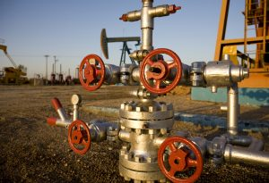 Oil gas industry pipeline valve