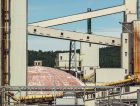 Potash mine factory industrial