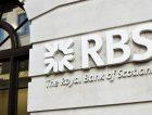 Royal bank of Scotland RBS signage