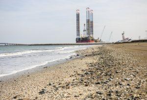 Rafinerie Beach Sand Liwa