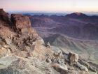 Sinai Peninsula Mountains